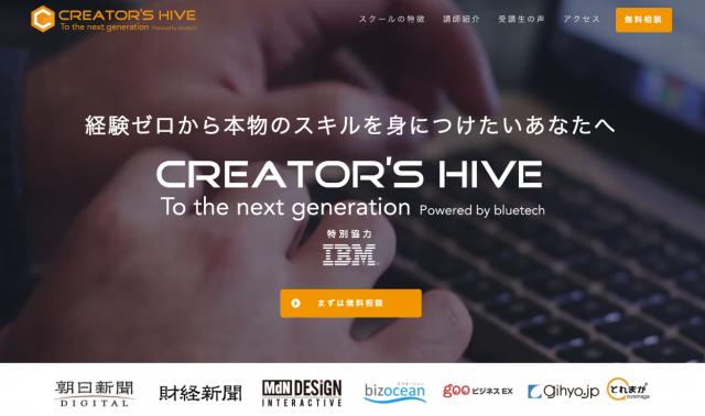 creatershive