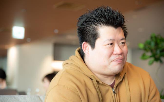 サーバーサイドエンジニア 上田 裕太